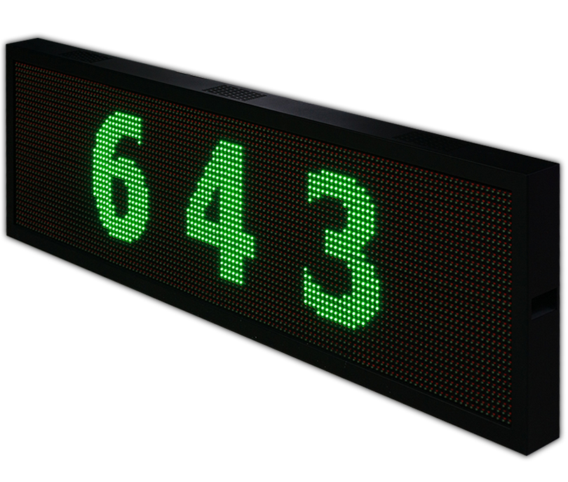 LED Dynamic Message Displays